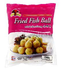 Mushroom Fried Fish Ball