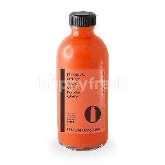 เดอะไลฟ์สไตล์จูสเซอรี่ ซีเดอะเดย์ น้ำผักผลไม้สดสกัดเย็น 250 มล.