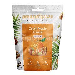 Amazin' Graze Zesty Maple Glazed Nut Mix