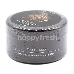 Bald Water-Based Pomade Strong & Matte
