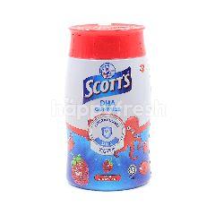 Scott's DHA Gummies - Strawberry