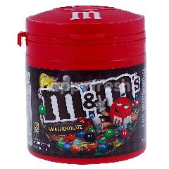 M&M's Milk Chocolate Candies (Canister)