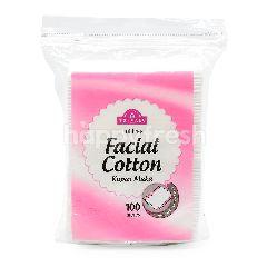 TOPVALU Facial Cotton