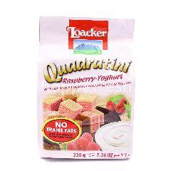 Loacker Quadratini Raspberry-Yoghurt