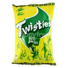Twisties Roast Chicken Dance Corn Snack