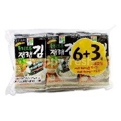 Chung Jung Won Nori Minyak Zaitun