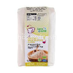 Love Earth Organic High Protein Flour 900G
