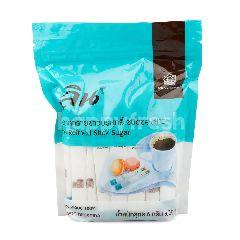ลิน น้ำตาลทรายขาวบริสุทธิ์ ชนิดซองยาว