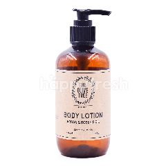 The Olive Tree Argan & Rosehip Oil Body Lotion