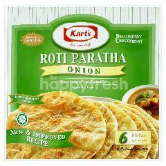 Kart's Roti Paratha Onion