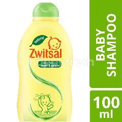 Zwitsal Sampo Bayi Natural