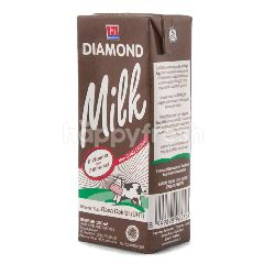 Diamond Minuman Susu UHT Rasa Cokelat