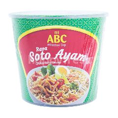 ABC Mi ABC Mie Kuah Instan Rasa Soto Ayam