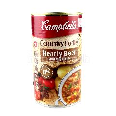 Campbell's Country Ladle Hearty Beef