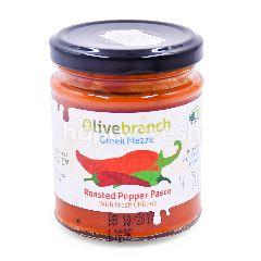 Olive Branch Roasted Pepper Paste