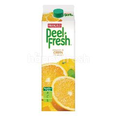 Marigold Peel Fresh Orange Juice Drink With Sacs 1L