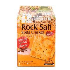 ZHENG ZHE Rock Salt Soda Crack
