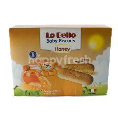 Lo Bello Biskuit Bayi Rasa Madu