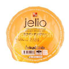 เจลิโอ เยลลี่คาราจีแนน รสส้ม