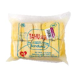 NJ Food Industries Tahu Susu Kuning