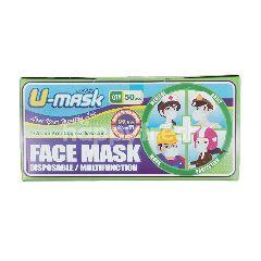 U-mask Masker Wajah