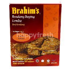 Brahim'S Beef Rendang