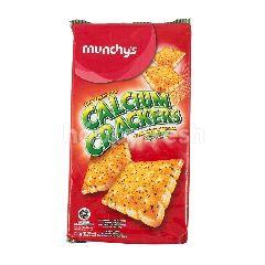Munchy's Krekers Kalsium