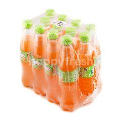 เอส เพลย์ น้ำอัดลม กลิ่นส้ม 360 มล. (แพ็ค 12)