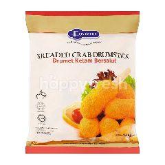 Fusipim Breaded Crab Drumstick