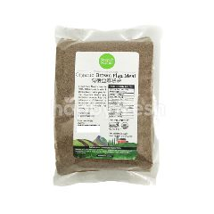 SIMPLY NATURAL Organic Brown Flaxseed Meal Cereal