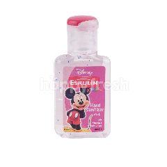Eskulin Pembersih Tangan Mickey Mouse untuk Anak-anak