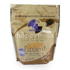Nature's Gem Golden Flaxseed Bebas Gluten