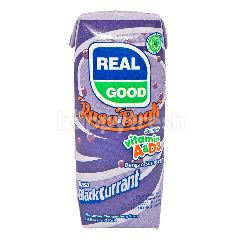 Real Good Susu Rasa Blackcurrant
