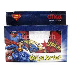 GT Kid Celana Dalam Superman Ukuran M