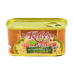 Kelly's Classic Pork Luncheon Meat (Black Pepper)