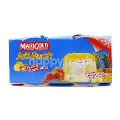 MARIGOLD Pineapple & Rambutan Fruit Jelly (2x123G)
