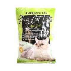 Trustie Silica Cat Litter (Green Apple) 5L (2Kg)