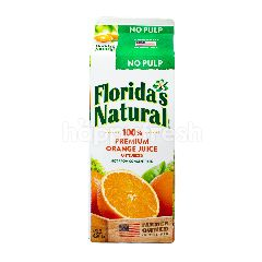 Florida's Natural 100% Jus Jeruk Premium Tanpa Bulir