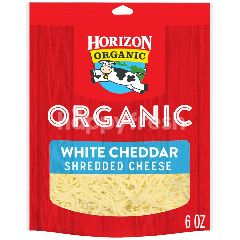 Horizon Organic Shredded Cheddar Cheese