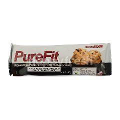 PureFit Kedelai Bar Selai Kacang dan Keping Cokelat