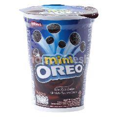 Kraft Mini Oreo Krim Cokelat