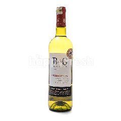 B&G Chardonnay Reserve 2013