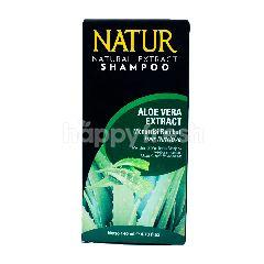 Natur Pencuci Rambut Alami Menyuburkan Rambut Lidah Buaya
