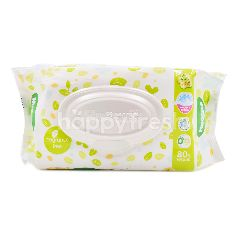 Huggies Gentle Care Baby Wipes (80 Pieces)