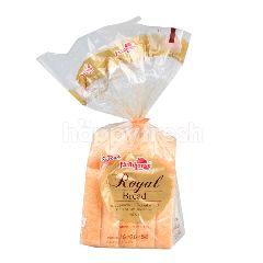 ฟาร์มเฮ้าส์ รอยัล ขนมปังแผ่น