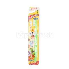 โคโดโม แปรงสีฟันเด็ก แบบนุ่ม สำหรับเด็กอายุ 6 - 12 ปี