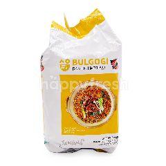 Samyang Bulgogi Ramen Instant Noodle (5 Packets)