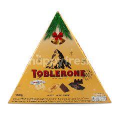 ทอปเบอโรน วาไรตี้สวิส ช็อกโกแลตชนิดต่างๆ ผสมน้ำผึ้งและอัลมอนด์นูกัต