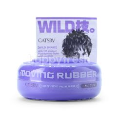 Gatsby Moving Wild Shake Hair Wax