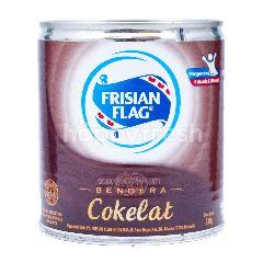 Frisian Flag Susu Kental Manis Cokelat